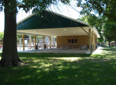 Leland Smith Park Shelter